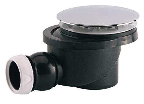 bonde pour receveur tgd - diamètre 90 - sortie horizontale 36 litres / mn - valentin 57720000000