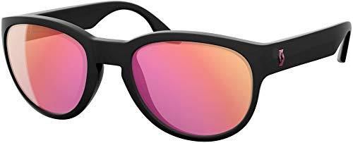 Scott Sway Sport Sonnenbrille schwarz/pink Chrome