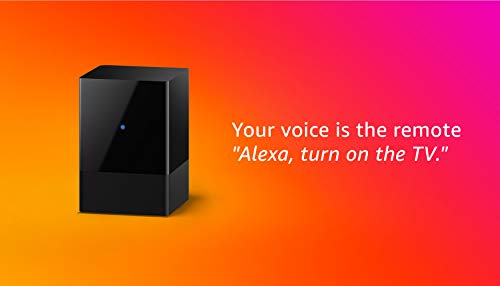 Fire TV Blaster - Add Alexa voice controls for power and volume on your TV and soundbar (requires compatible Fire TV and Echo devices)