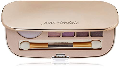 jane iredale Eye Shadow Kit, Purple Rain, 0.34 oz.