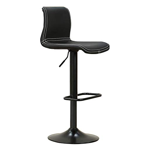 Bar Chair Lift bar Chair Home Modern Minimalist Nordic Back Light Luxury Front Desk Cash Register Rotating high Stool