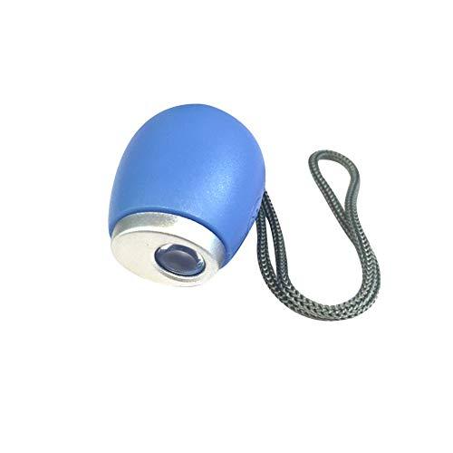 Orologio a proiezione di Tempo Digitale Mini LED Watch Projector Torcia a Sospensione