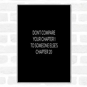 Niet vergelijken Hoofdstukken Quote Jumbo Koelkast Magneet