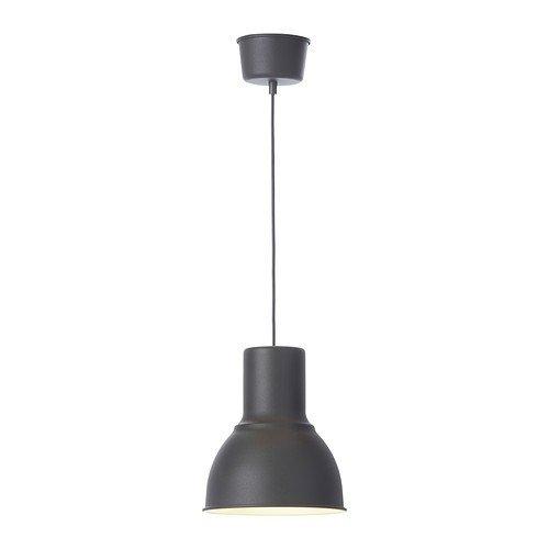 IKEA HEKTAR Hängeleuchte (22cm Durchmesser)