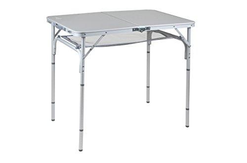 Campingtafel aluminium 90 x 60 cm waterdicht