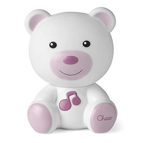 Chicco Traumlicht, Nachtlicht mit Musik, Pink
