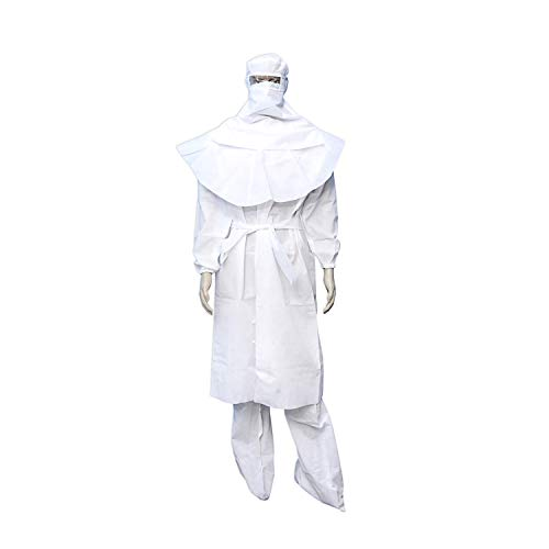 Smart Care Personal Protective Equipment PPE Kit - Personal Safety for Male Female - Hospital Clinic use
