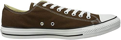 Chuck Taylor All Star Low Top Toddler's 7Q112 (7, Chocolate)