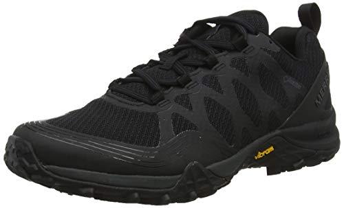 Merrell Siren 3 GTX Womens Walking Shoes 10 B(M) US Women Black Black
