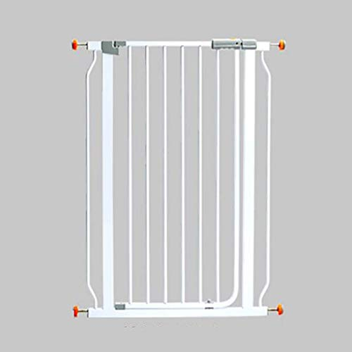 ZTMN Extensions Pressure Fit Gates Baby Safety Stair Gate Pet Gate, Playpen Fireguard and Room Divider (Size: 153-160cm)