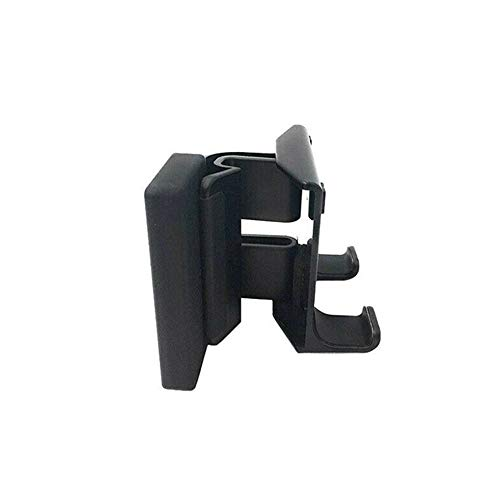 Side Mount Phone Holder to Laptop and Monitor Cell Phone Mount Stand