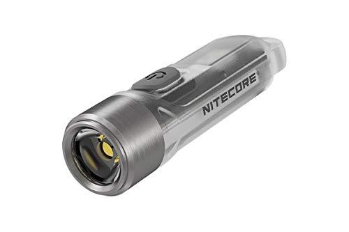 Preisvergleich Produktbild Nitecore Tiki Taschenlampe für Erwachsene,  Unisex,  Schwarz,  Einheitsgröße