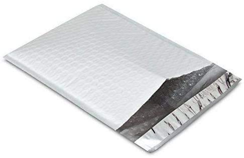ProLine #0 Extra Wide 6.5x10 Inches Poly Bubble Mailers Padded Envelopes Perfect for DVD CD Bubble Mailers Pack of 500