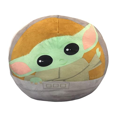 """Star Wars The Child Pillow, 11"""", Green"""