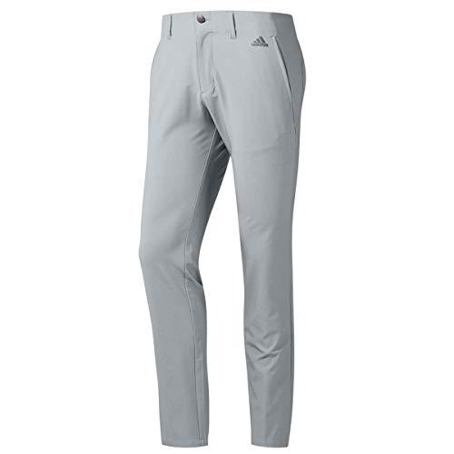 Pantalones Golf Hombre Gris Marca adidas