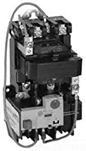GE Industrial Systems CR306C002 110 Volt at 50 Hz 27 Amp Non Reversing Motor Sta, N/A