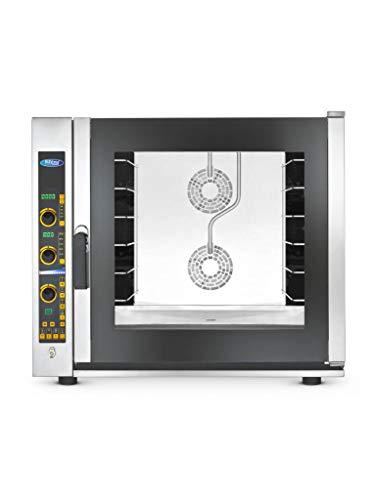 Digital Deluxe Bake-Off/Bäckerei Backofen 6 Blechen 60 x 40cm