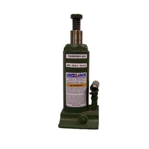 8 TON HIGH Range Low Temp. (-50 Deg.) Bottle Jack NSN 5120-01-480-0700 U.S. Army TACOM Source Control dwg# 12420061-002