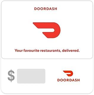 DoorDash Gift Card - Delivered via email