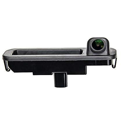 170-HD-Kamera-1280x720p-Wasserdicht-Nachtsicht-Einparkhilfe-Hilfslinien-Heckklappe-Rueckfahrkamera-Distanzlinien-Umschaltbar-fuer-Ford-Focus-SEFocus-STFocus-2Focus-3Turnier-Mk3Escort-2012-2014