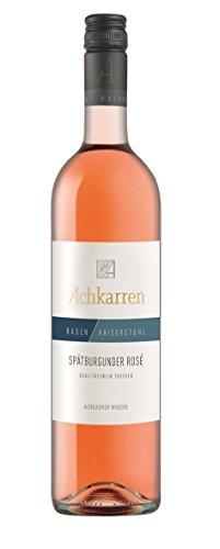 Achkarrer Spätburgunder Rosé Qualitätswein trocken (6 x 0.75 l)