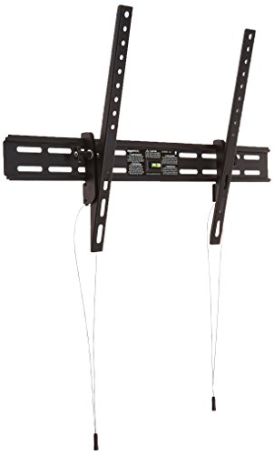 Our #3 Pick is the AmazonBasics Heavy-Duty Tilting TV Wall Mount