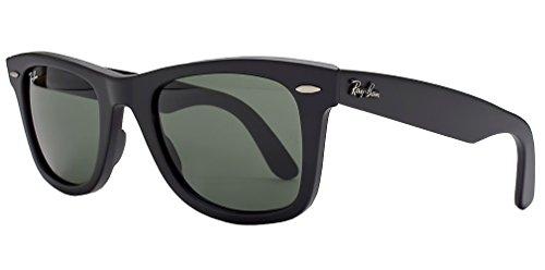 Ray Ban Rb2140f Wayfarer - Gafas de sol mate para hombre, 54 mm, 901s