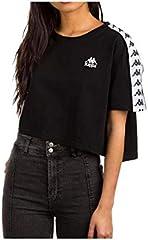 222 Banda Apua Authentic Camiseta Mujer Negro