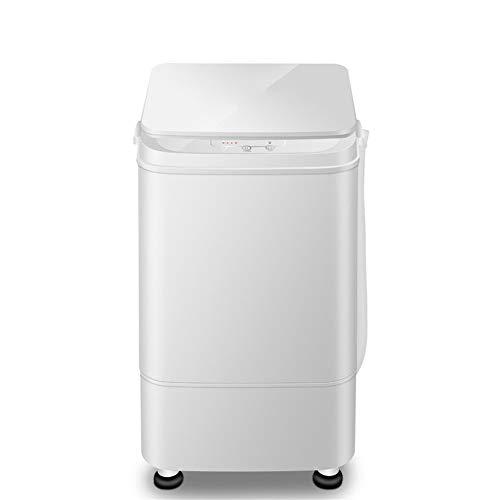 PNYGJM 2-in-1-schoen wasmachine draagbare intelligente wasmachine, volautomatische wasschoen/wasgoed, 360 graden blauw licht voor sterilisatie turnschoenen