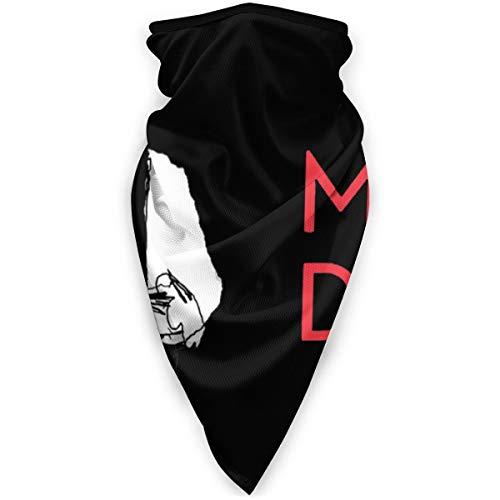Danielleicholson Unisex Seamless Dust Scarf Gamaschen Haarband Miles Davis Art Sturmhaube Nasenschlauchschal Mütze Stirnband Multifunktionale Kopfbedeckung