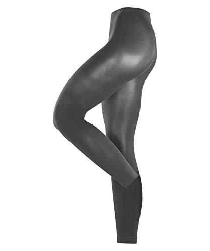 ESPRIT Damen Leggings 50 Denier - Baumwollmischung, 1 Stück, Grau (Stone Grey 3988), Größe: M