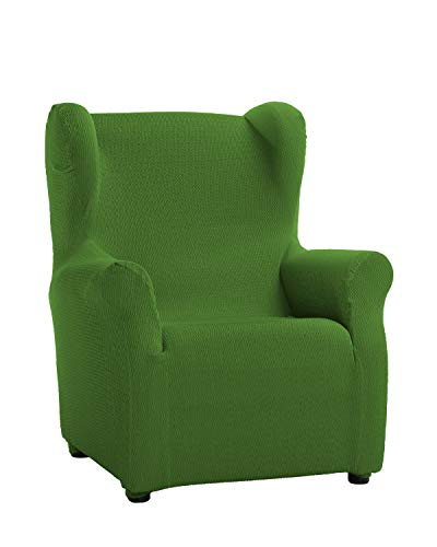 Martina Home Schutzhülle aus elastischem Sessel Modell Tunez Bezug für Ohrensessel 33x42x8 cm...