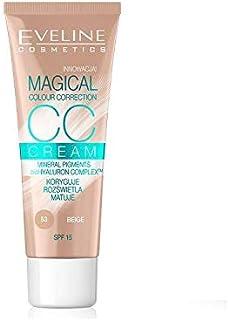 Eveline Cc Cream Magical Colour Correction, Beige 53-30ml