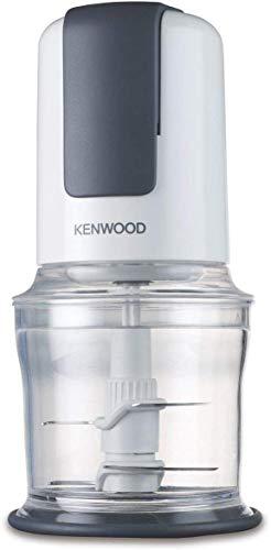 Kenwood CH580 Tritatutto, 450W, 0.5 ml, 0.01 Decibel, 2 velocità, Bianco, 13 x 13  x 26,5 cm