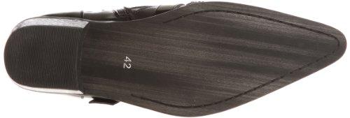 [ボアダム]ブーツ3259メンズブラック40(25cm)