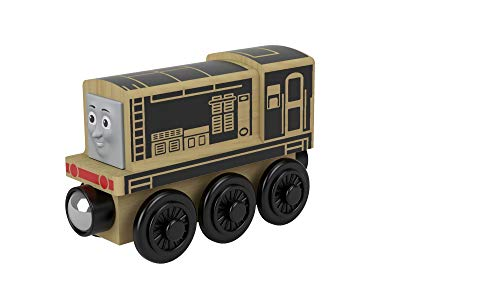 Il Trenino Thomas - Locomotiva Diesel Treno in Legno Giocattolo, FHM22