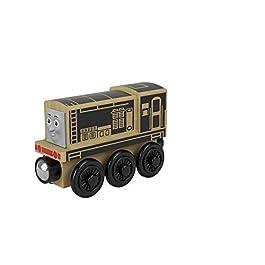 Il Trenino Thomas – Locomotiva Diesel Treno in Legno Giocattolo, FHM22