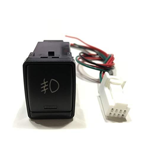 LED Frontal Trasero después de la luz de Niebla Sensor de estacionamiento de Radar Sensor de la cámara Monitor de Control del Interruptor del Tronco del Cable del Cable para Nissan Navara.