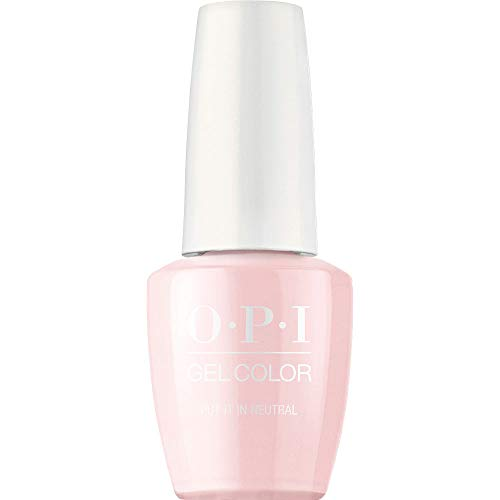 OPI Gel Color Nail Gel - Put it in Neutral, 1er Pack (1 x 15 ml)