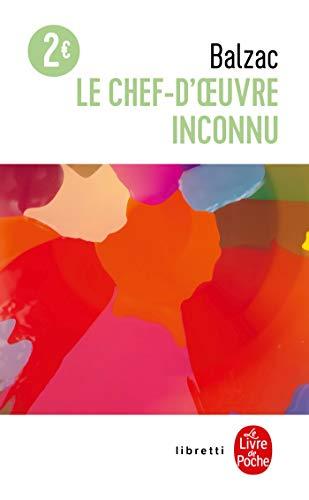 Le Chef-d oeuvre Inconnu: Suivi De La Lecon De Violon