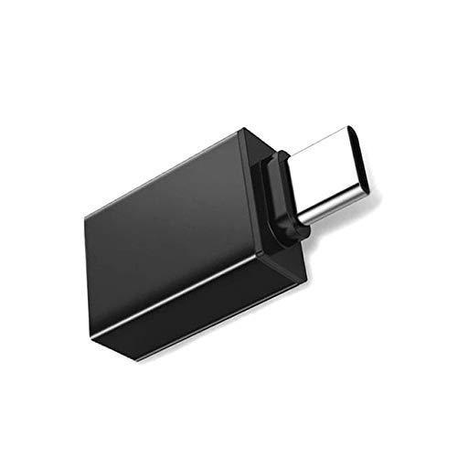 Lysee Cables de datos – Tipo C hembra a conector USB macho, prueba de carga 3.1 USB hembra...