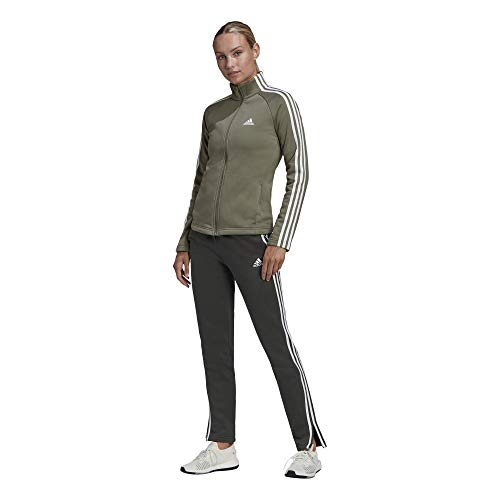 adidas Damen Ts Co Energiz Trainingsanzug, Leggrn/Legear, XL