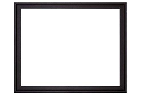 Massivholz-Leerrahmen Luzern speziell für Leinwandbilder BZW. Keilrahmenbilder im Format 60 x 80 cm. Schattenfugenrahmen in der Farbe: Schwarz. 6 Farben zur Auswahl