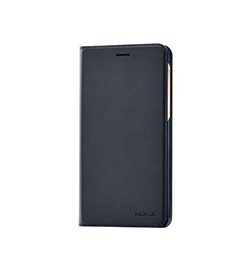 Original Nokia 6.1 - Flip Cover CP-308 Blau