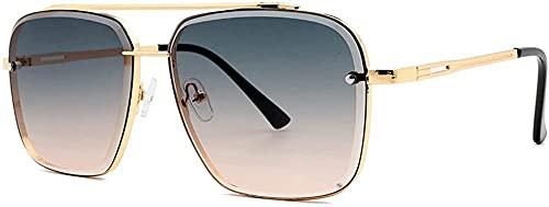 Gafas de sol de moda clásico gradiente gafas de sol UV400