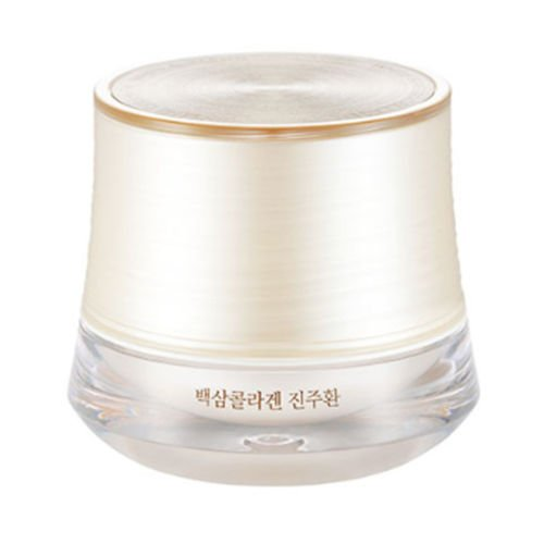 THE FACE SHOP Yehwadam White Ginseng Collagen Pearl Capsule Cream, 20 g.