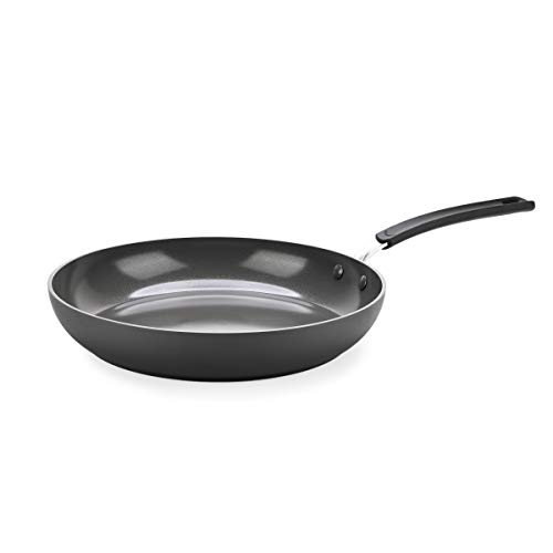GreenPan Levels Stackable Hard Anodized Ceramic Nonstick, Frying Pan,...