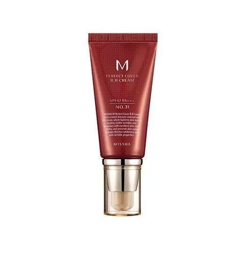 M Perfect Cover Bb Cream Missha No 13 Spf 42 Pa+++(50ml)