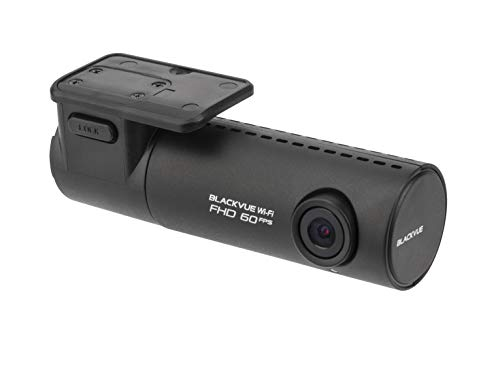 BlackVue DR590X-1CH (32 GB) UK Edition - Full HD Dash Cam with Super-Smooth 60fps Video, Wi-Fi, Intelligent Parking Mode, Smartphone App and Desktop Viewer for PC/Mac