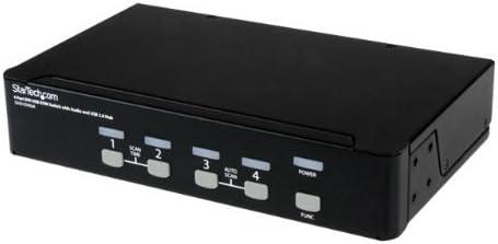 New Startech Luxury SV431DVIUA 4 x Weekly update 1 DVI Monitor Mini Typ -